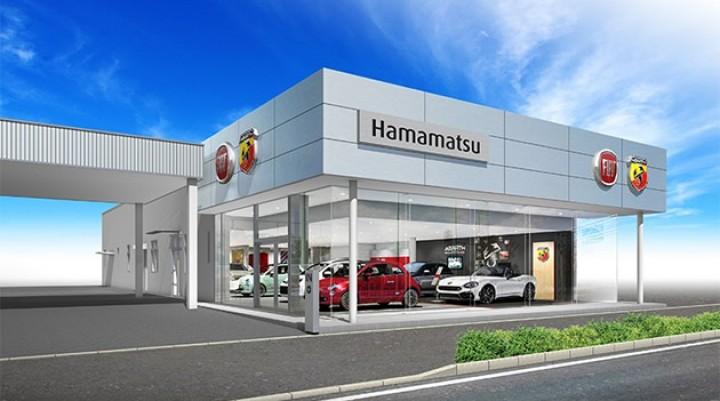 フィアット/アバルト浜松 8月3日(土)リニューアルオープン