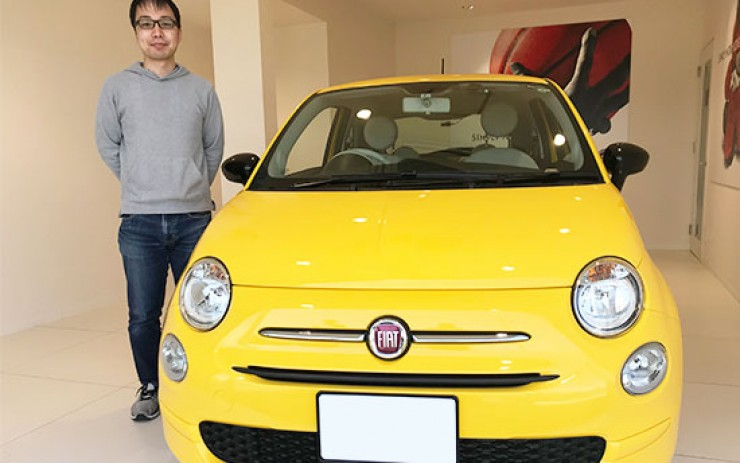 500 1.2 Mimosa 限定車