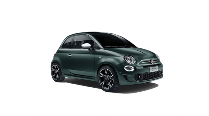 限定車「Fiat 500 / 500C Manuale+Cielo」発売