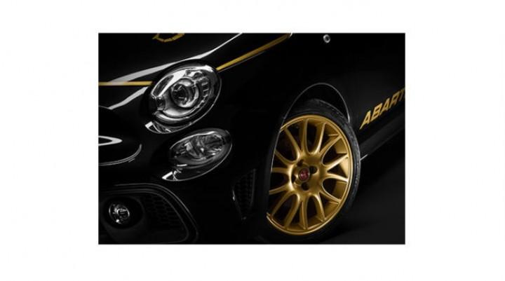 限定車「Abarth 595 Scorpioneoro」を発売